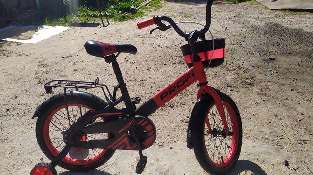 Велосипед от3 до7 лет