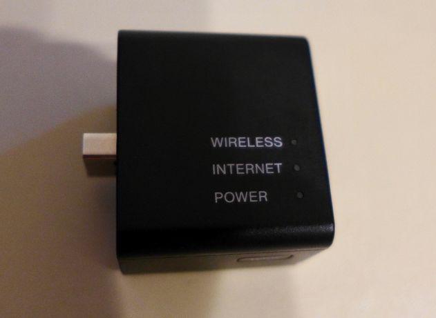 Router bezprzewodowy Wi Fi VGP-WAR100 mini do laptopa VAIO Pro i Duo