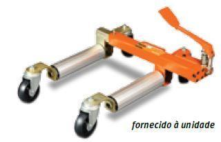 Macaco de Stand / Posicionador hidráulico p/ deslocação de veiculos