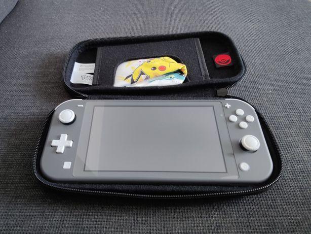 Nintendo Switch Lite + Pokemon Sword + Karta 128GB