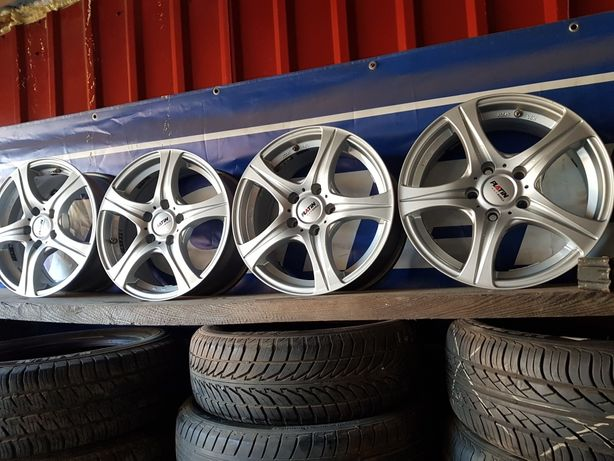 Felgi Aluminiowe Audi-WV R16 5x112 ET42 7J