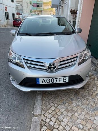 Toyota Avensis SD 1.6 VVT-i Exclusive +GPS