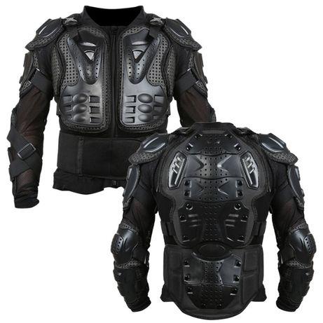 Colete Armadura Proteção Corpo para Mota Motocross BTT NOVO