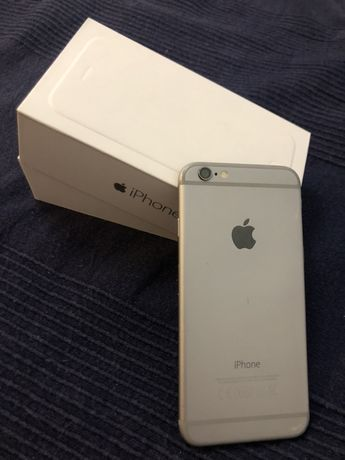 iPhone 6, space grey 16GB