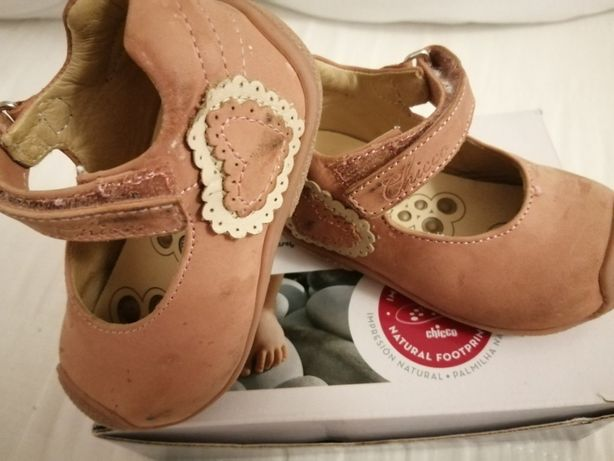 Sapatos Chicco n. 21