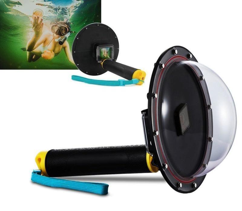 Dome Telesin Gopro Hero 5 Black - Novo - Portes Gratis Faro - imagem 1
