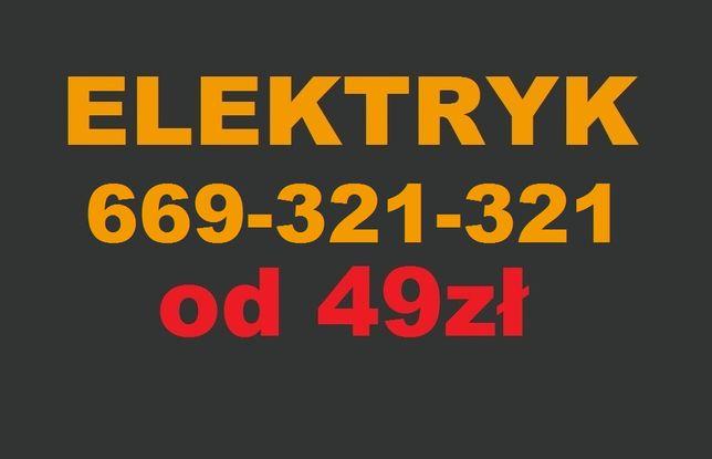 Elektryk Gdańsk Wymiana instalacji elektrycznej Pomiary Elektryczne