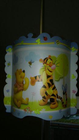 Lampa wisząca Disney Kubuś Puchatek i Przyjaciele
