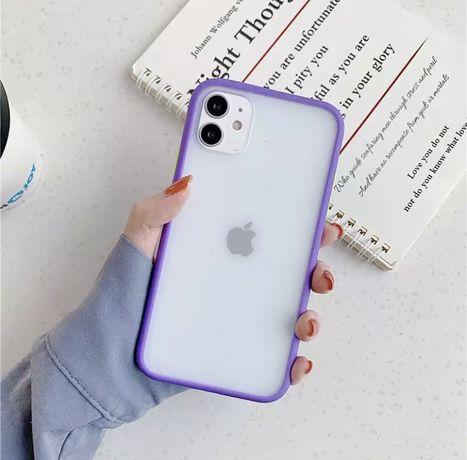 Противоударный чехол на iphone XS max