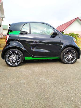 Smart BRABUS  electric EQ
