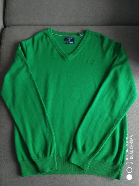 чоловічий пуловер бренд Gant