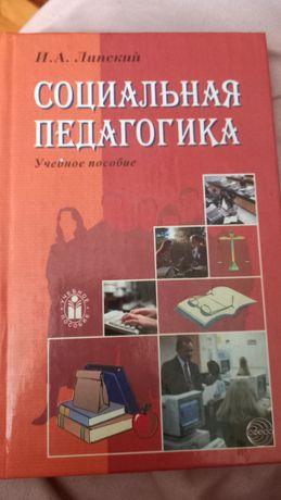 Социальная педагогика И.А.Липский