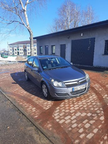 Opel Astra H 1.9 cdti 150km
