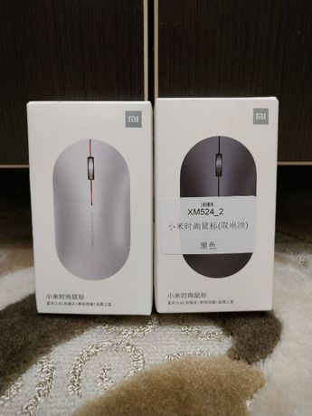 Мышь Xiaomi Mi Elegant Mouse Wireless/Bluetooth Metallic Edition!