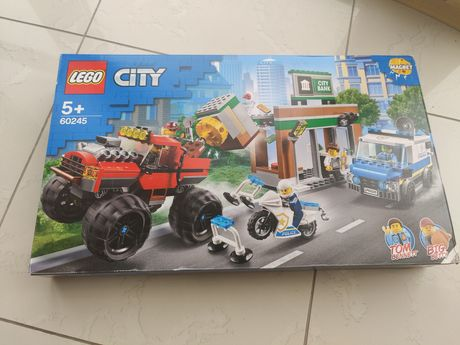 Lego city 60245 tom