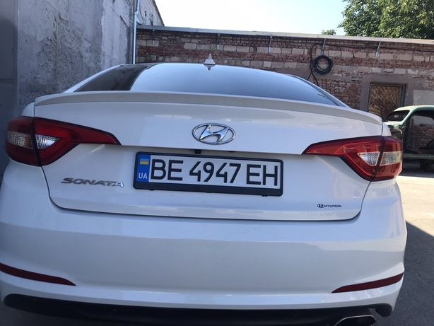 Hyundai Sonata 2017г