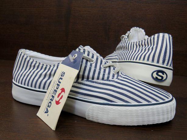 Superga Włoskie buty tenisówki r 39 NOWE -40%