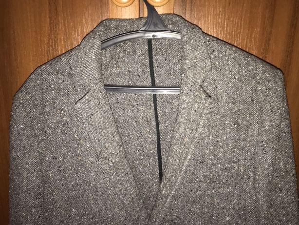 Тёплый мужской пиджак Topman