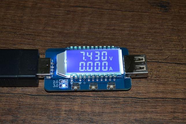 USB триггер с экраном для быстрой зарядки QC2.0/QC3 тестер, trigger