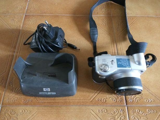 HP Photosmart 850 4.1MB - Máquina Fotográfica