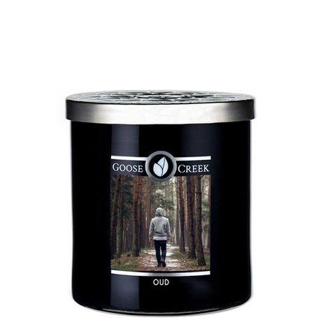 Duża świeca zapachowa Goose Creek Oud