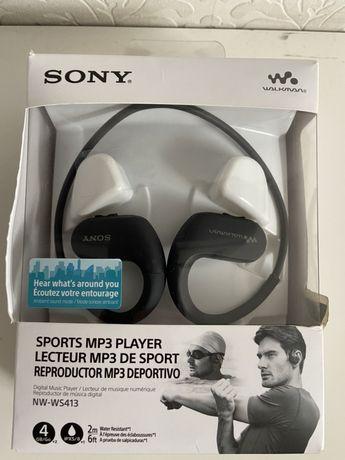 Sony Walkman NW-WS413 czarny