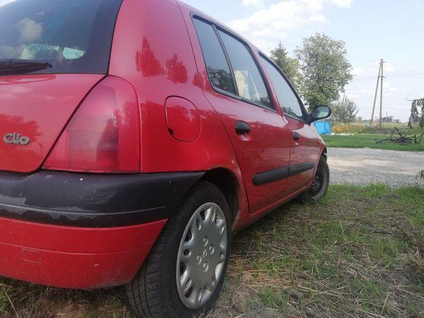 Clio 99r 1.4 benzyna klima
