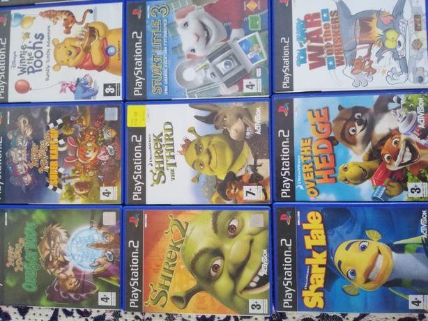Jogos para PS2 e PS1