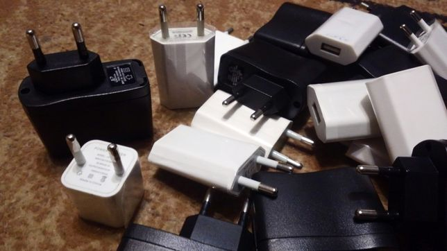 Блоки зарядні USB (зарядное устройство)