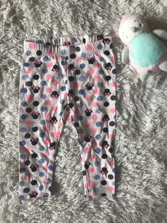 Spodnie getry Disney 80
