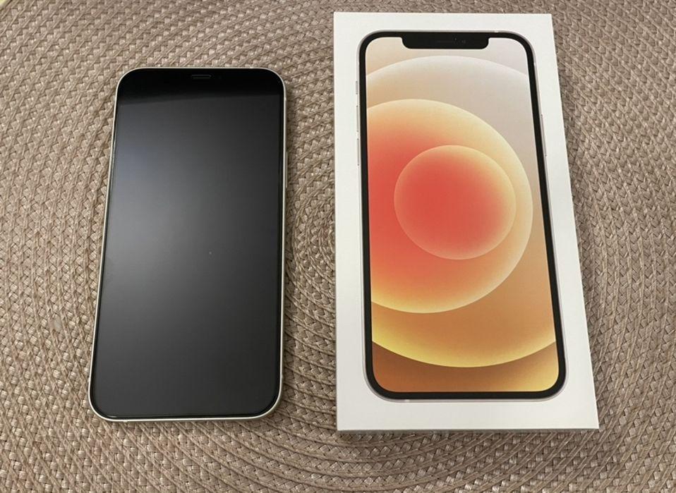 NOWY iPhone 12 256GB biały Kraków - image 1