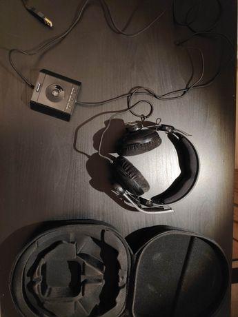 Razer Megalodon słuchawki 7.1 mikrofon sys. Razer Maelstrom pokrowiec