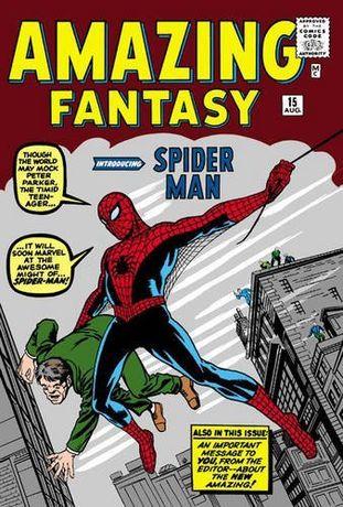 MARVEL - The Amazing Spider-Man Omnibus Vol. 1 BAIXA DE PREÇO