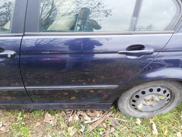 Drzwi lewa strona i prawa kolor orientblau BMW e46