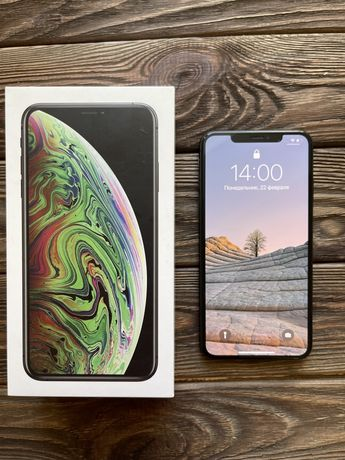 Iphone XS Max 64 gb , Space Grey4