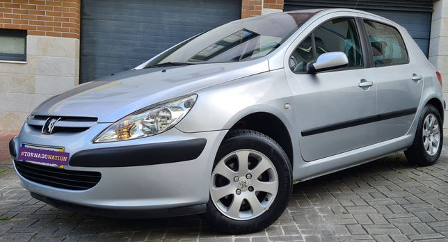 Peugeot 307 1.4i 2004 c/ 95.000 km 2004