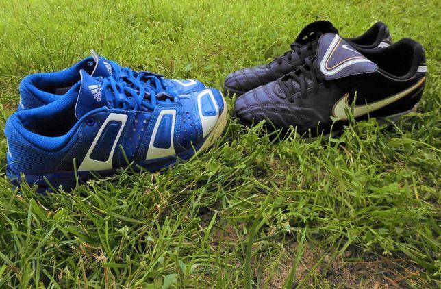 Nike sportowe + Adidas r.38 dł.wkł.24,5cm
