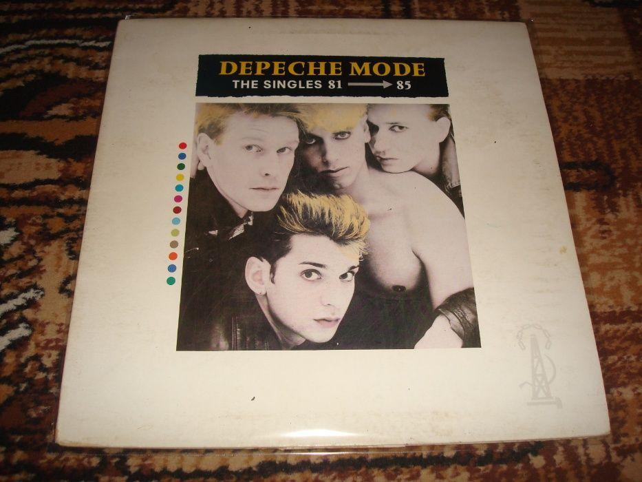 Płyty winylowe Depeche Mode-The Singles 81-85 Pierwsze wydanie England