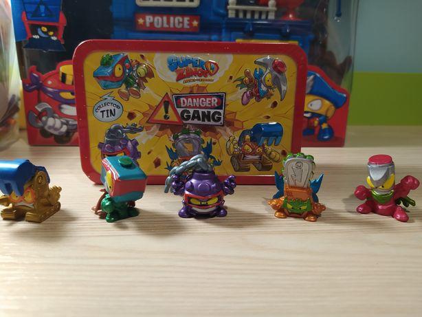 Super Zings Danger Gang