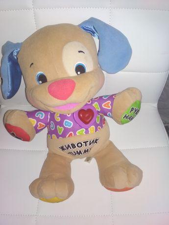 Tummy говорящая и поющая игрушка