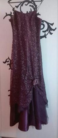Suknia wieczorowa studniówkowa balowa sylwestrowa