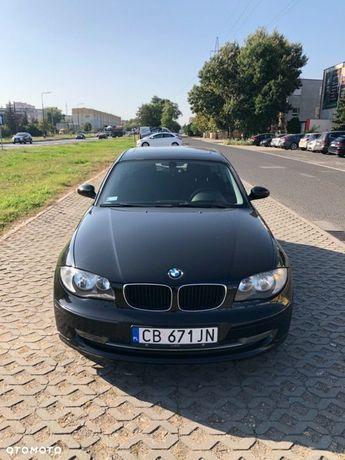 BMW Seria 1 BMW 118i seria 1, silnik 2.0, 2007, trzydrzwiowa, bezwypadkowa