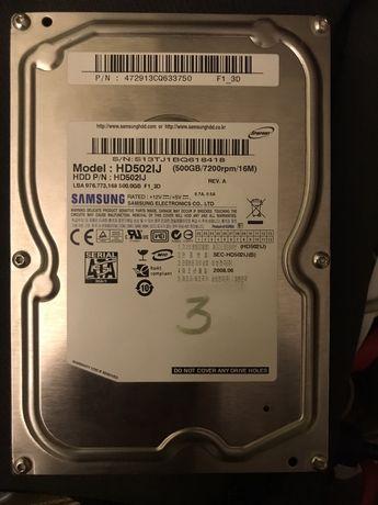 Жорсткий диск HD502IJ
