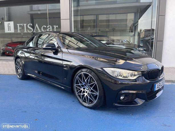 BMW 420 Pack M Auto Cabrio