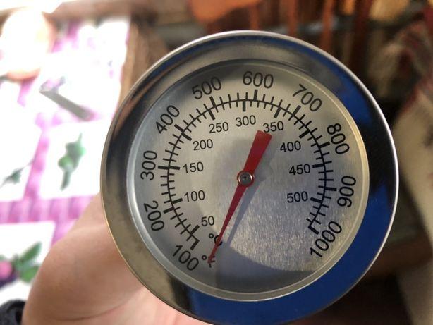 Термометр для коптильни, духовки