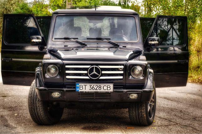 Mercedes-Benz G500 гелик 98год