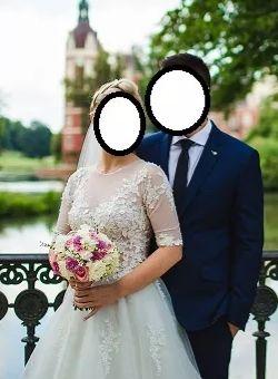 Suknia ślubna firmy Pilar model ESSA