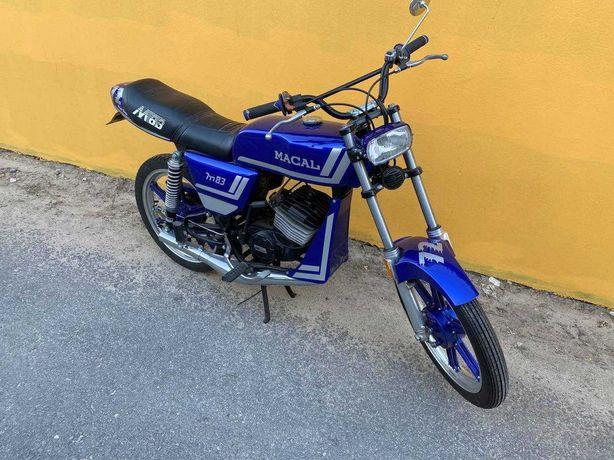 vendo Macal m83 restaurada