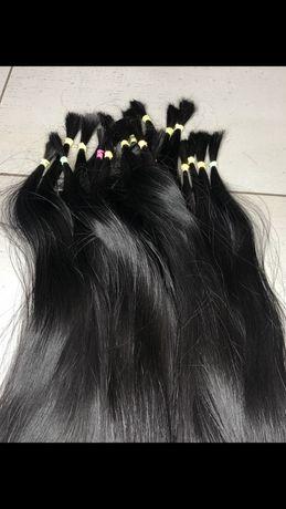 Włosy dziewicze 62 cm 127 gr