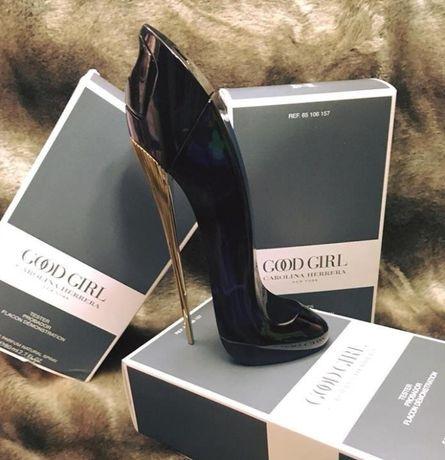 Carolina Herrera Good Girl каролина оригинал гуд герл туфелька тестер